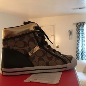 Coach Sneakers: New